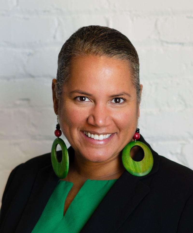 Founder-CEO Shani Dowell