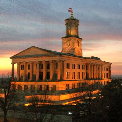 The Tennessee Capitol